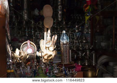 Moroccan Souvenirs Shop