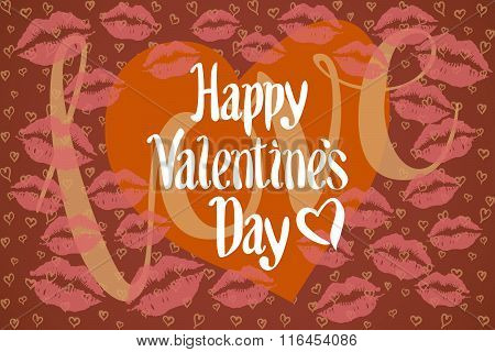 Happy Valentines Day And Weeding Cards
