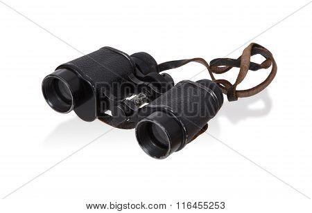 Old Type Of Binoculars