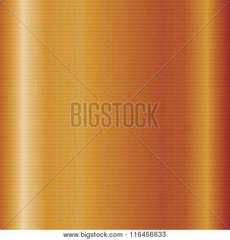 Abstract gradient orange background.