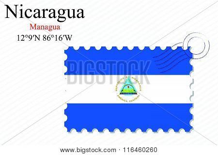 Nicaragua Stamp Design