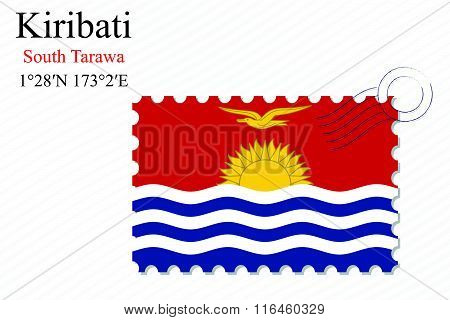 Kiribati Stamp Design