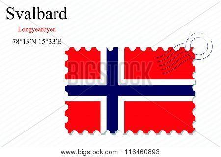 Svalbard Stamp Design