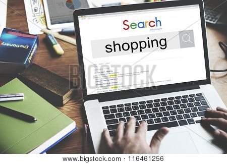Shopping Purchase Shopaholic Buying Spending Concept