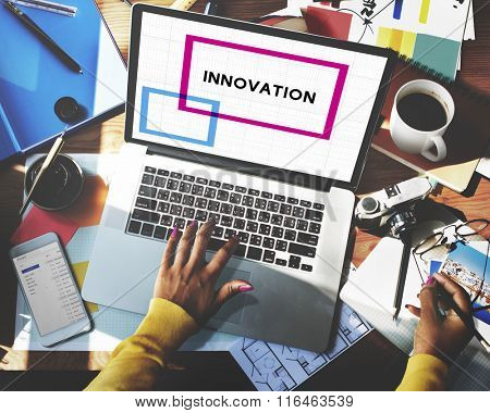 Innovation Technology Motivation Ideas Innovate Concept