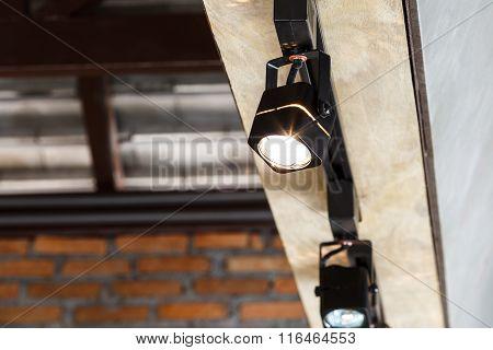 Interior Lamp For Lobby