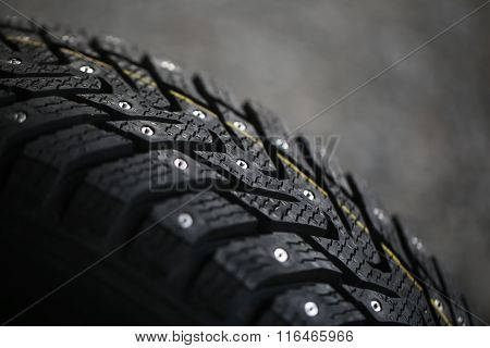 Studded Tire