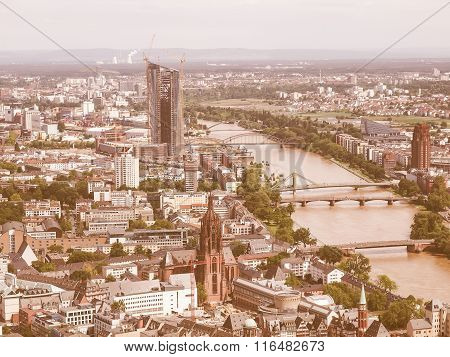 Frankfurt Am Main, Germany Vintage