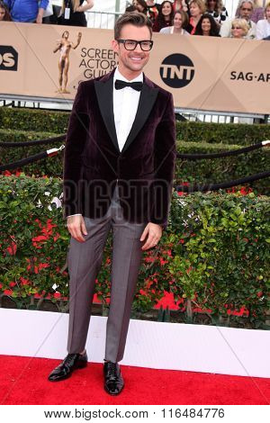 LOS ANGELES - JAN 30:  Brad Goreski at the 22nd Screen Actors Guild Awards at the Shrine Auditorium on January 30, 2016 in Los Angeles, CA