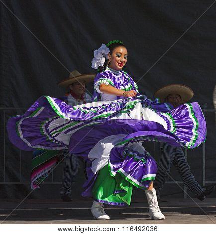 Fiesta San Diego,california.