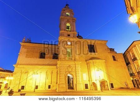 Cattedrale Di Santa Maria In Foggia