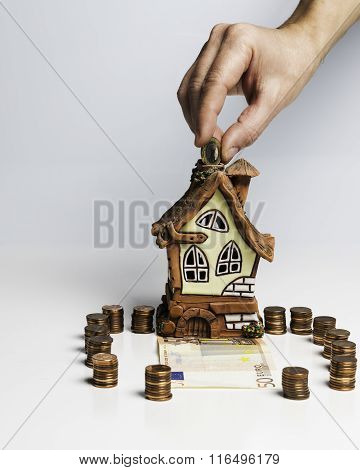 Saving For A Real Estate Investment