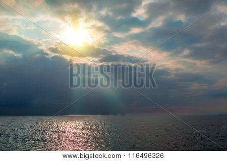Quiet Black Sea
