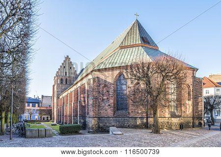 Helsingborg Sankta Maria Church