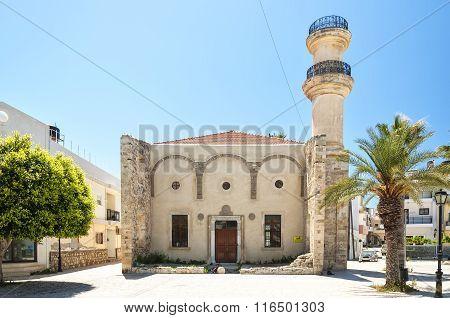 Turkish Mosque In Lerapetra