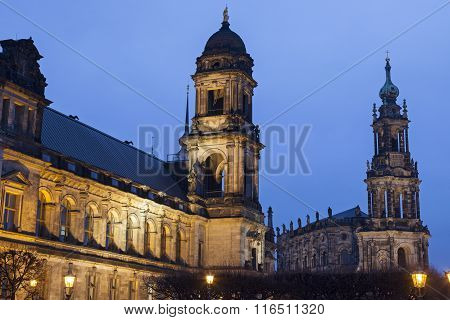 Architecture Of Dresden