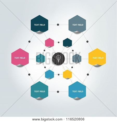 Flowchart Infographic.