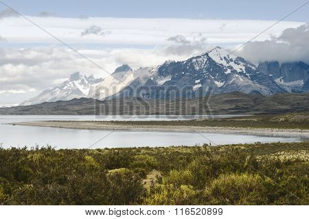 National Park Torres del Paine, Chilean Patagonia