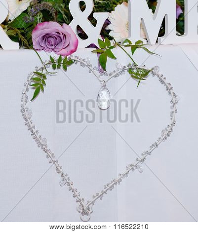 Wedding Heart Decoration