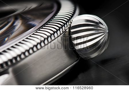 Detail Macro Of A Luxurious Wrist Watch