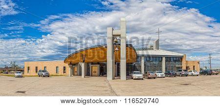 Leopold Mandic Church in Melbourne