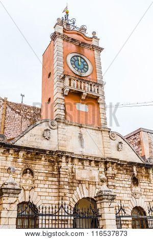 Renaissance Guard Tower - Zadar, Dalmatia, Croatia