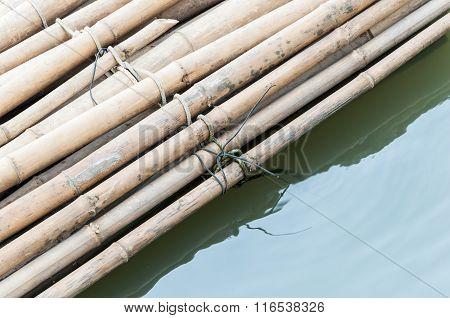 Small Bamboo Raft
