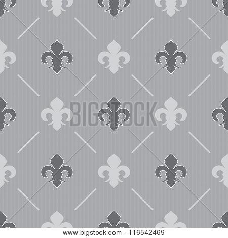 Seamless gray background