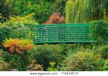 Flower Garden Bridge