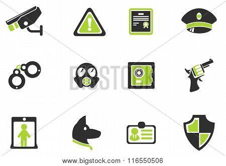 Security symbols