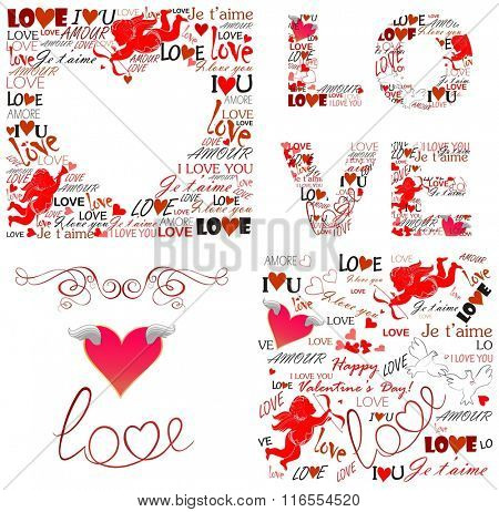 Prints with love for Valentines day