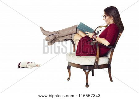 Relax With A Book