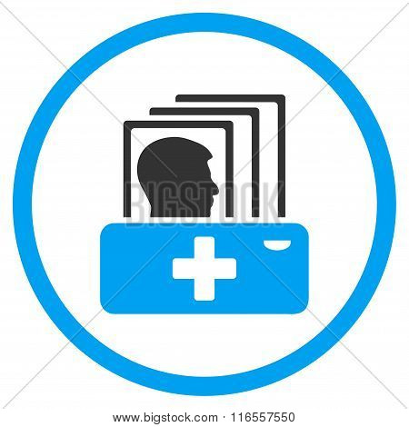Patient Catalog Rounded Icon