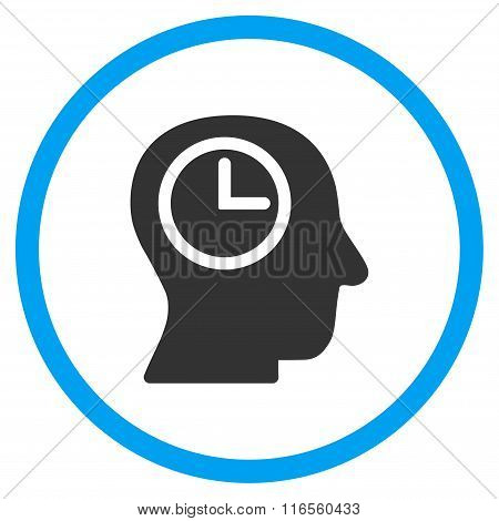 Time Manager Rounded Icon