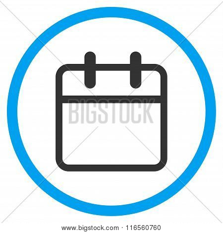 Binder Leaf Circled Icon