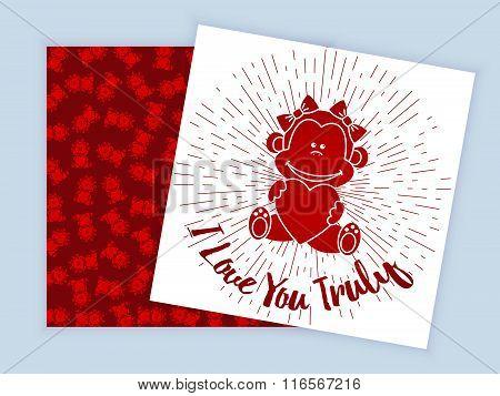 Valentines Daytwo Sided Flyer