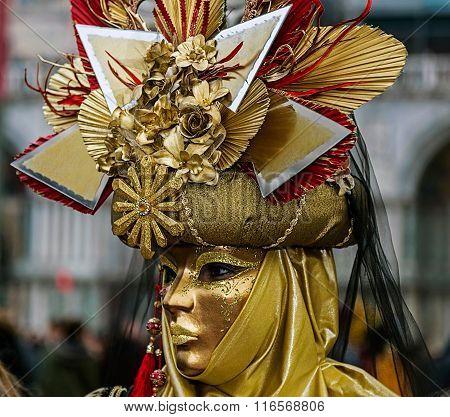 Venezian Mask 8