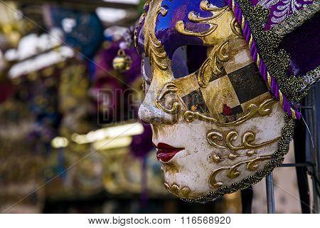 Venezian Mask 4