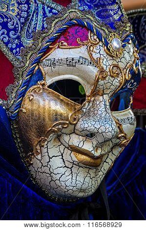Venezian Mask 5