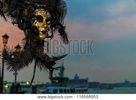 Venezian Mask 13