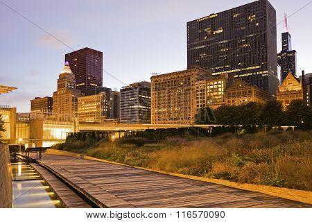 Michigan Avenue Architecture