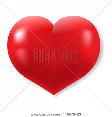 Red Hearts Symbol