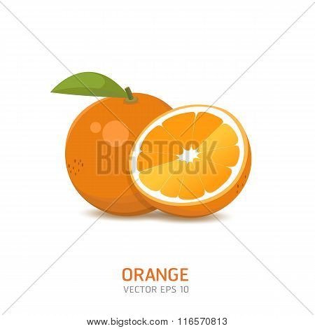 Orange Fruit 1