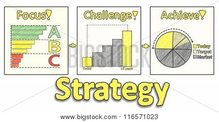 Business Strategy Sketch