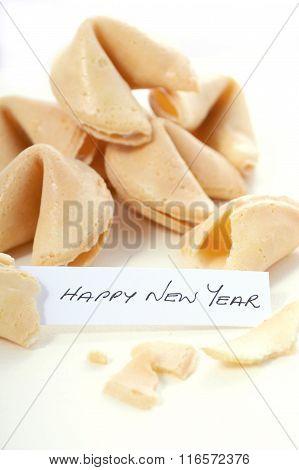 Chinese New Year Fotune Cookies