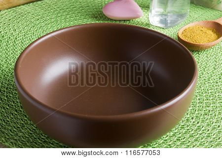 Bowl For The Beauty Salon