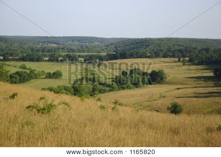 Southern Missouri River Valley