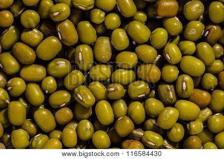 mung dal beans