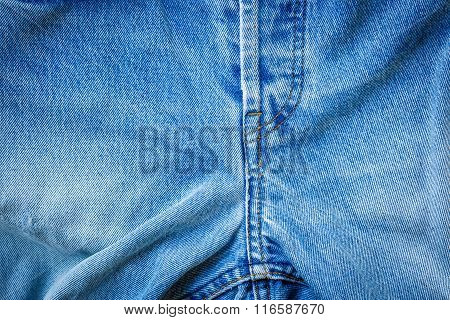 Crotch Of Trousers Jeans