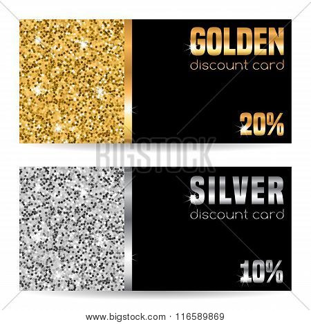 Discount Card Template